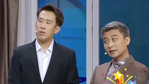 陈赫小沈阳跨界合作 潘粤明蒙眼唱《给自己的歌》
