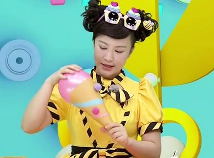 小蜜蜂姐姐教你制作的冰淇淋