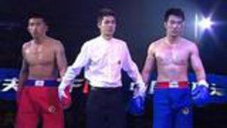 白近斌获得80公斤比赛胜利