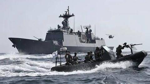 伊朗扣船背后:韩军在中东介入极深!