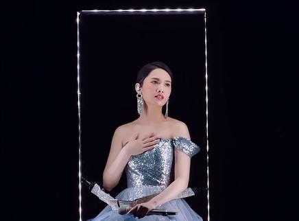 五公舞台直拍版:杨丞琳