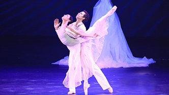 第9期:芭蕾舞皇后用舞蹈的语言传递爱