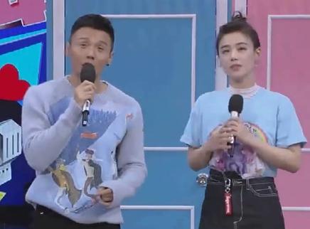 李荣浩马思纯《快本》合唱