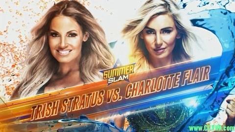 WWE夏日狂潮 夏洛特VS翠许