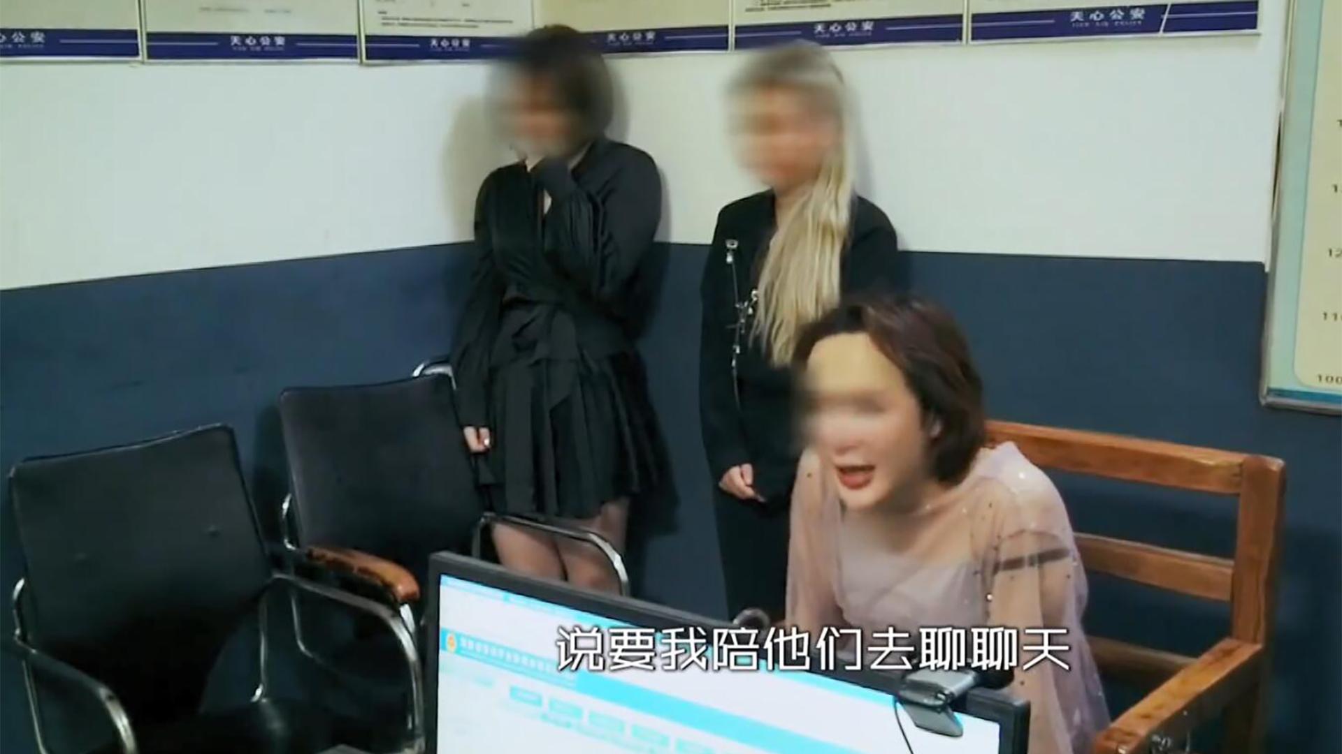 美女吸毒被抓,挣扎中假发掉落,一露真相警察傻眼了!纪录片#守护解放西#奇葩