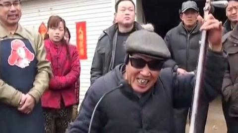 河南坠子 郭永章 剥爹 高爱香 井照鑫 第六段 快板书
