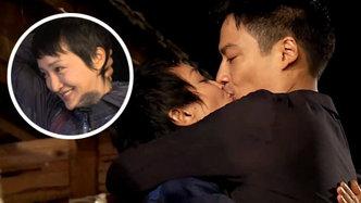 第9期:高圣远为周迅庆生甜蜜拥吻