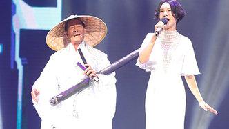 第6期:尚雯婕融合歌曲遭李谷一怒批