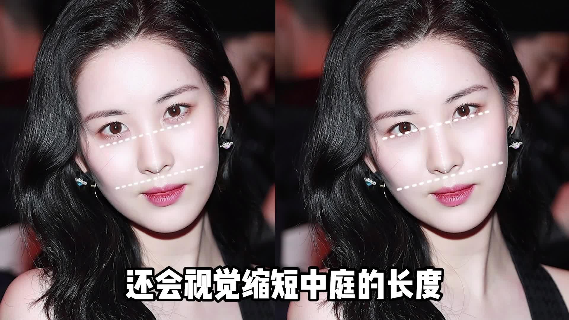 柳智敏为什么被称为ai建模脸?普通人从透明女同学到第一眼美女蜕变的最好模板来了!