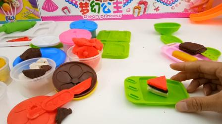 冰激凌彩泥玩具 小猪佩奇超爱吃的甜品 04