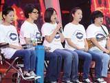 中国梦想秀之半百SHE热舞 蓝嘴唇罕见病求关注