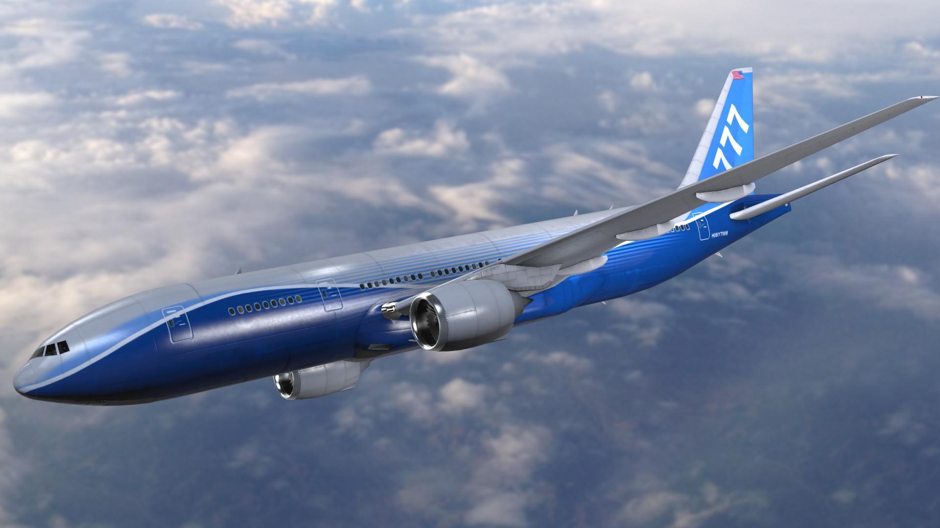 飞机flash动画图片素材