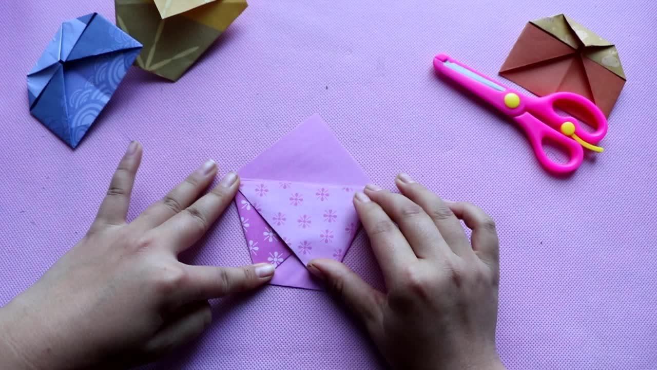 儿童折纸视频教程大全
