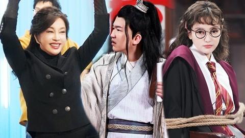 第8期 张大大被连扇耳光质疑编剧 刘晓庆在线嗨跳女团舞