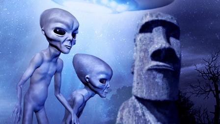 古代访客:探寻洞穴里外星生物的遗迹