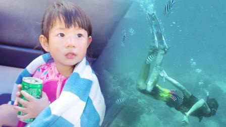 体验潜水 泰国私人岛屿开设傻瓜式潜水 连7岁小孩都会玩