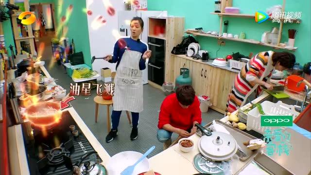 第3期:刘涛易烊千玺做烤串