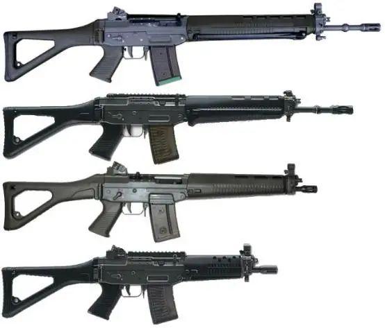和AK同樣原理、同樣可靠,瑞士人的步槍,憑什麼精度強三條街?