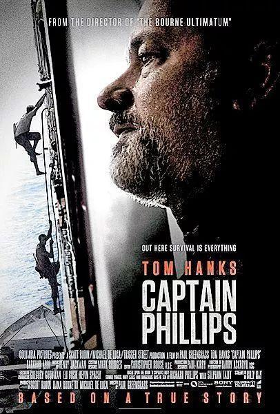 根據真實事件改編的電影《菲利普船長》,影片中對人性的思考