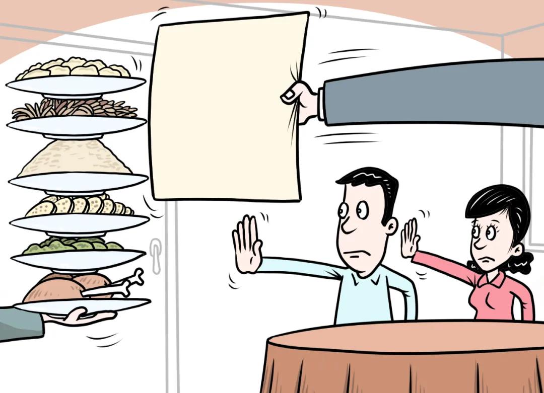 菜點太多吃不完,小心被商傢收處理廚餘垃圾費!