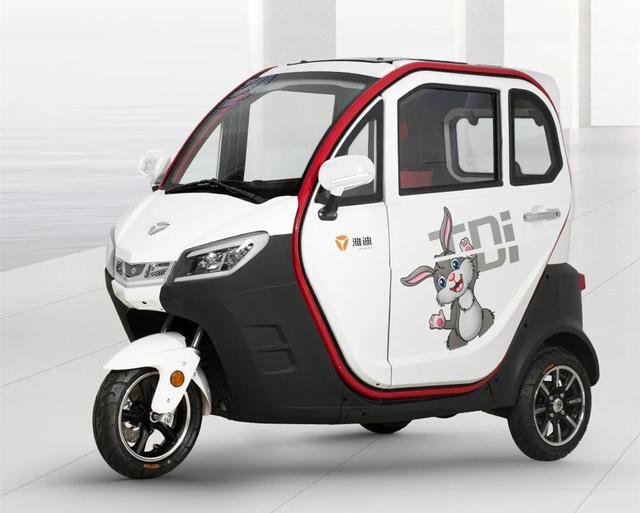 3款新發佈電動三輪車,續航都超過100公裡,你更看好哪一款?