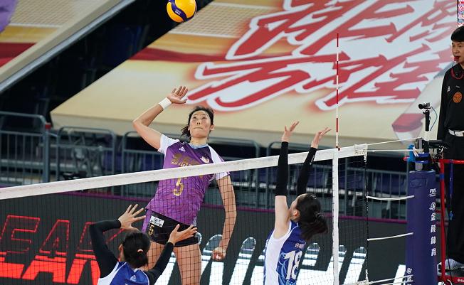 15連勝!天津女排3 – 0完勝上海,朱婷和李盈瑩爆發,拉爾森缺陣
