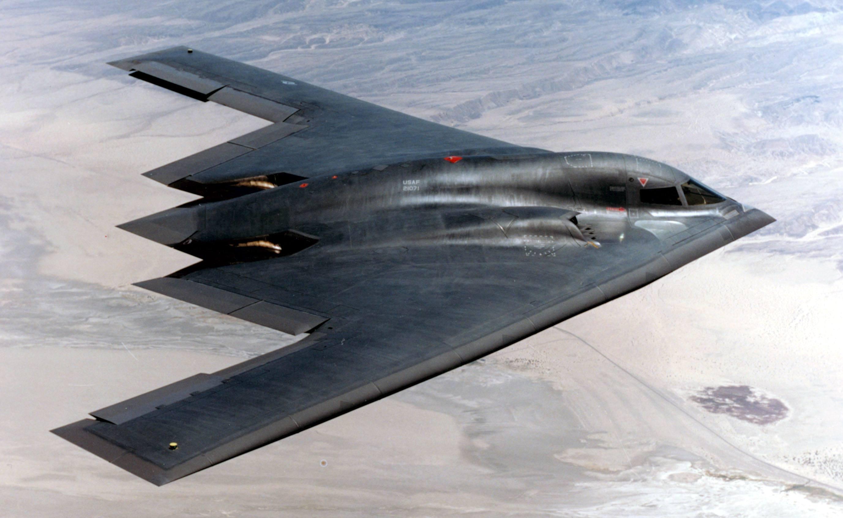 全球頂尖隱身轟炸機將服役?可打破三道島鏈,引來國內外諸多猜測