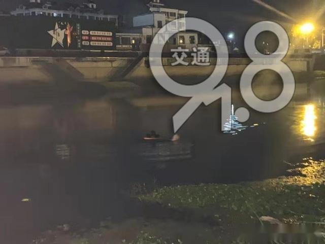杭州民警跳進冰冷河裡!老婆5條短信,看哭眾人……