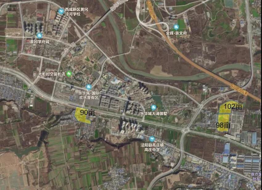 8.8億!天朗底價摘得涇河新城200畝住宅用地