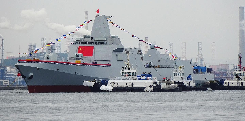 印度要造萬噸驅逐艦?想趕超中國055?這事兒靠譜嗎?