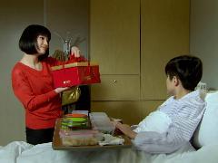 家宴-40:毛毛备美食医院替大米庆生