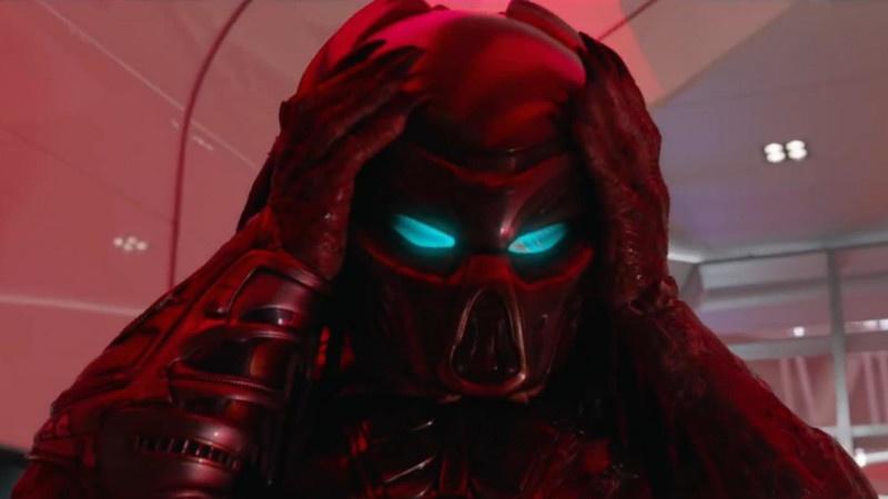 重启版《铁血战士》公布全新中字预告