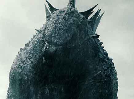 """《哥斯拉2:怪兽之王》""""并肩作战""""版预告 怪兽界四大天王绝美登场"""