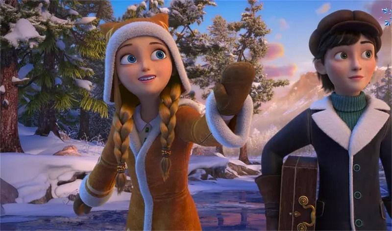 《冰雪女王3:火与冰》终极预告