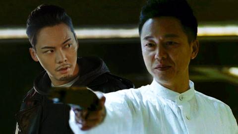 《橙红年代》聂万峰终极大结局:毒枭身份被曝光,陷害刘子光入狱