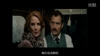 """《大侦探福尔摩斯2:诡影游戏》动作片花1:""""我承认,这不是我最好看的行头"""""""