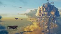 《阿凡达》概念设计师再造未来梦境,《掠食城市》精细呈现3718年的世界