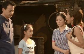 养女-27:丽华劝江平与梅子离婚却遭小梅子排斥