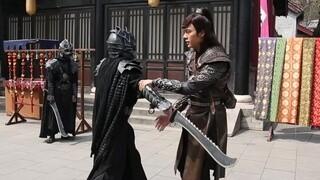 《蜀山战纪》之陈伟霆的动作戏