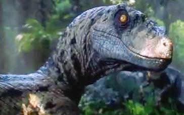《侏罗纪公园3》正式预告 失落世界恐龙创造帝国