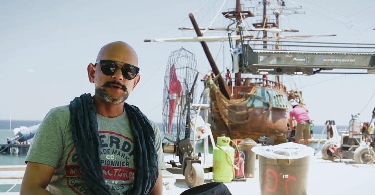 《印度暴徒》造船特辑