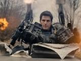 《明日边缘》汤姆·克鲁斯变战神 披挂装甲保家园