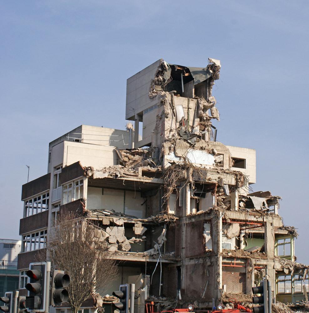 如果地震导致房子倒塌,但房贷还没付完,还要继续还吗?看完涨知识