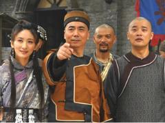 新施公案:范明甘婷婷领衔惊天谜案之皇子劫