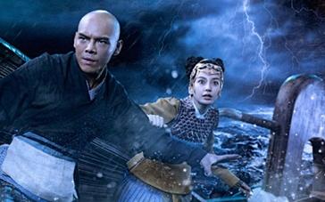《封神传奇》幕后特辑 打造国产超级英雄大片