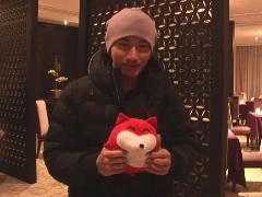 《千山暮雪》刘恺威采访