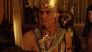 埃及艳后伙同祭祀情杀法老