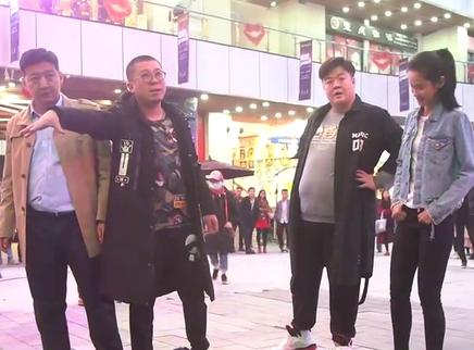 """《""""大""""人物》导演特辑 五百王千源现场讲戏一言不合脱裤子"""