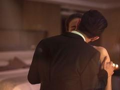 《他来了,请闭眼》独家花絮:霍建华马思纯接吻被偷窥