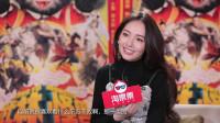 郭碧婷自称很像猪 导演刘伟强自曝像演员的爸